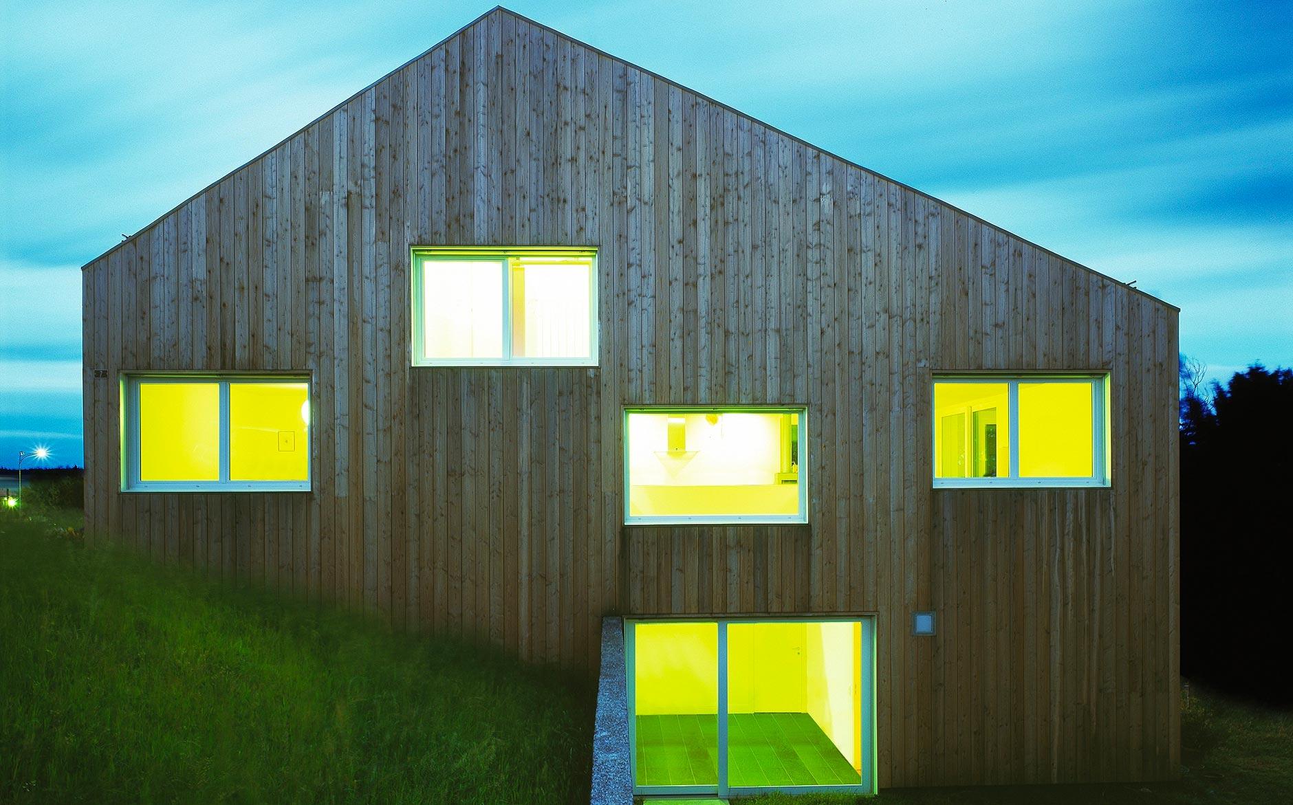 La maison de la Comballe